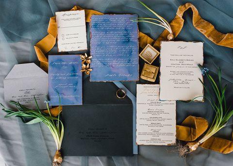 Pablo Neruda Inspired this Enchanted Garden Wedding