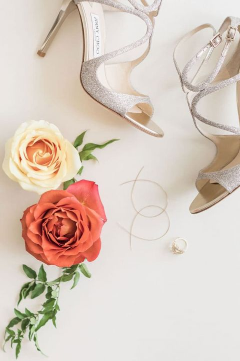 Stunning Minimalist Glam Shoes and Jewelry