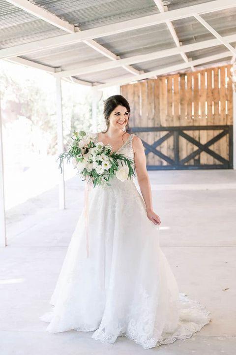 Modern Fairy Tale Wedding Style