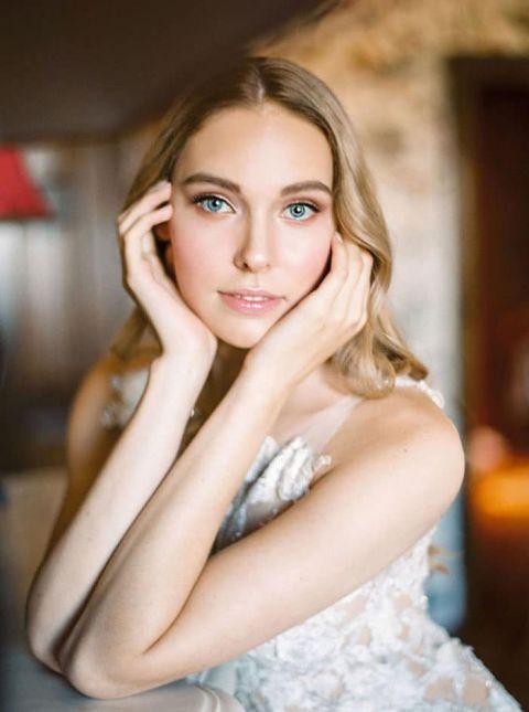 Fresh and Natural Bridal Makeup