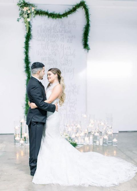Classical Music Inspired this Timeless Wedding Shoot | Hey