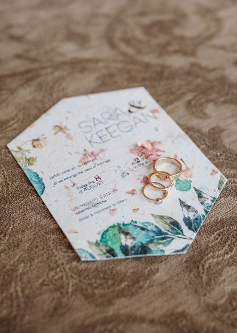 Eclectic Boho Ranch Wedding Ideas
