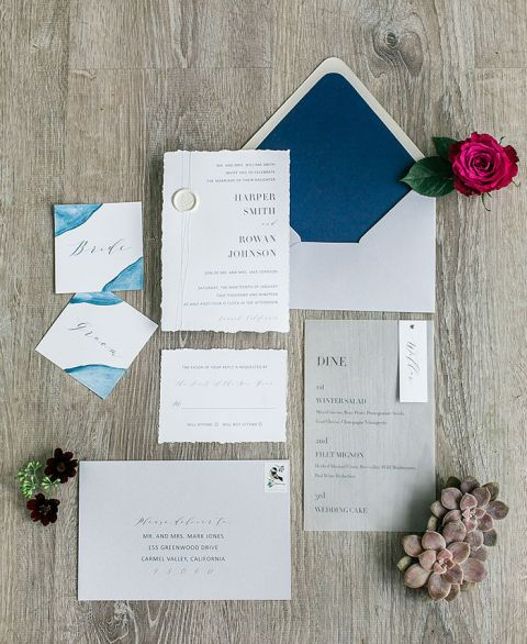 Whimsical Floral Styling for a Modern Garden Wedding