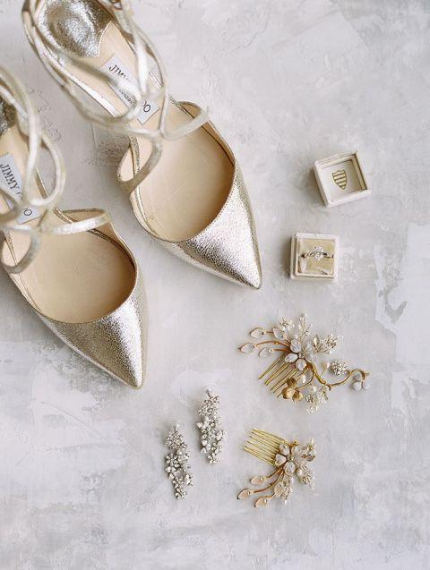 Classic Glam Bridal Accessories