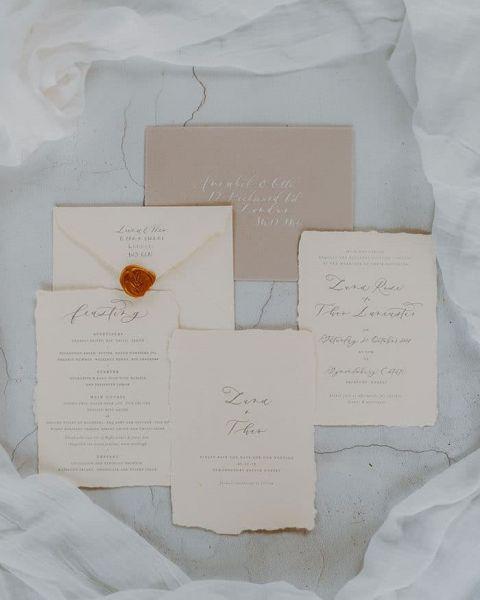 earthy-bohemian-style-coastal-wedding