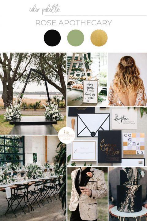Styling a Schitt's Creek Wedding