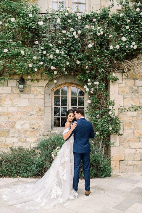 Santa Ynez Winery Wedding with French Country Charm