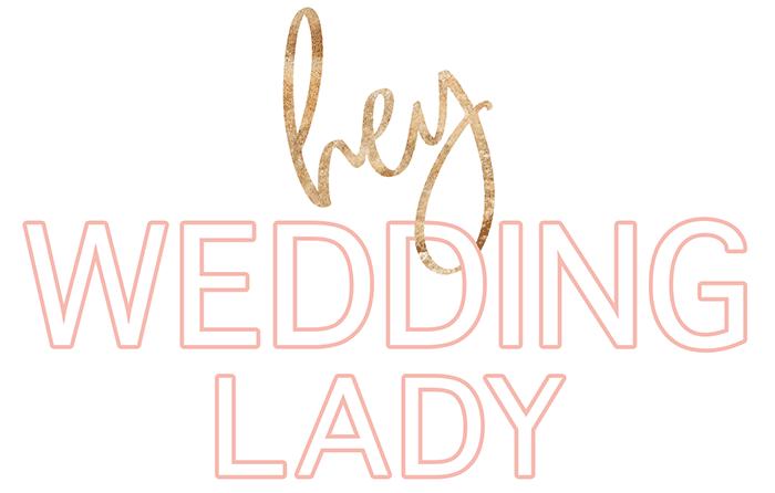 Hey Wedding Lady | Creative Event Ideas